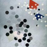 Dies ist ein Bild von László Moholy-Nagy. Konstruktion AL6. 1933–1934
