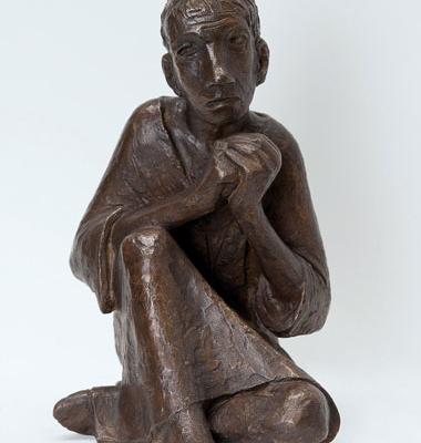 Abbildung von Betender Jünger. 1931