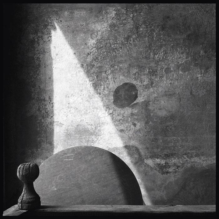 Abbildung von Gunda Scheel. Montegufoni. 1991