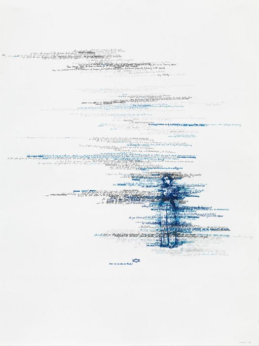 Abbildung von Brigitte Waldach. History Now – Arendt. 2016