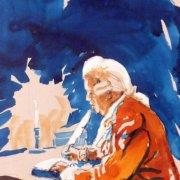 Abbildung von Justus Möser-Illustrationen von Gaby von Borstel und Peter Eickmeyer