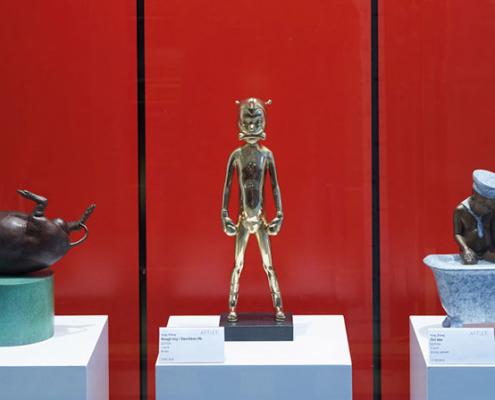 Abbildung von Zhang Yong. Objekte