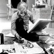 Abbildung von Andy Warhol. New York. 1964.© Eve Arnold/Magnum Photos