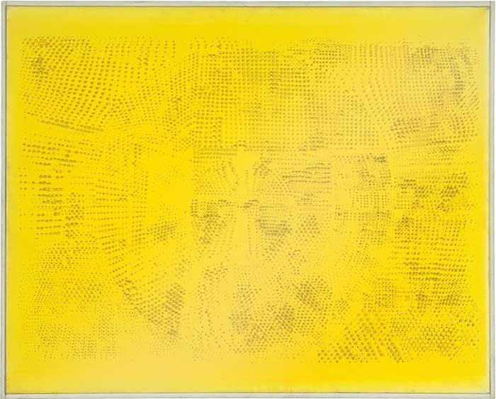 Abbildung von Otto Piene. ohne Titel. 1959/60