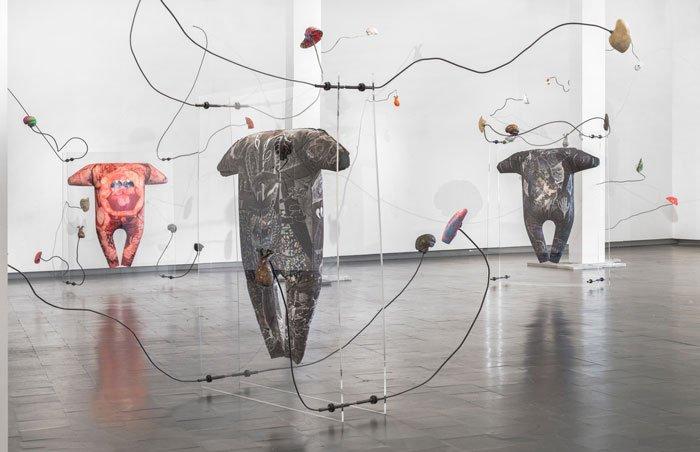Abbildung von Mariechen Danz. Clouded in Veins. 2021