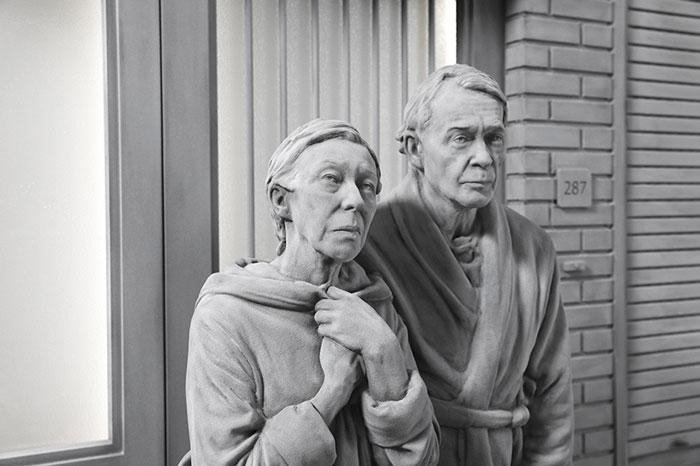 Abbildung von Hans op de Beek. Home (Wall Piece). 2019
