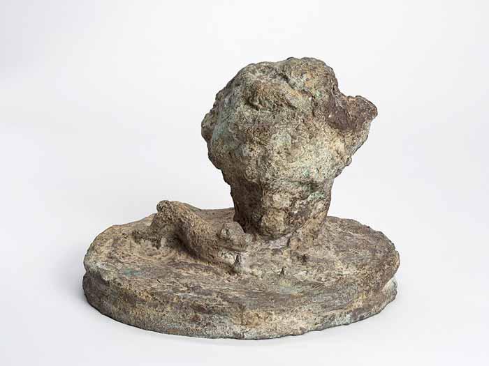 Abbildung von Karel Dierickx. Der Traum von Hieronymus Bosch, an Goya denkend. 2000