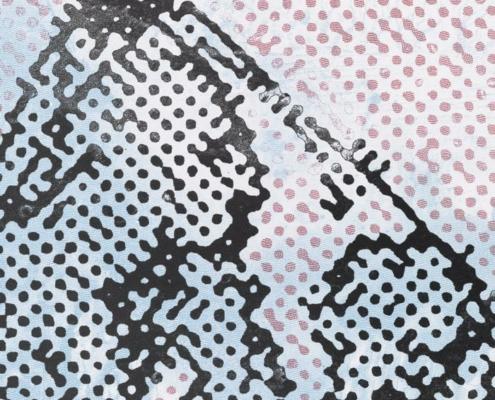 Abbildung von Sigmar Polke. Danneckers Hausgecko. 2009