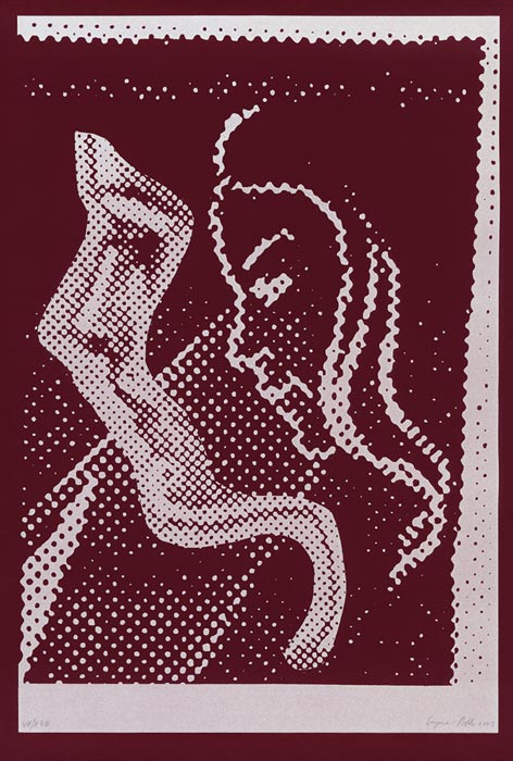 Abbildung von Sigmar Polke. Doppelporträt. 2006