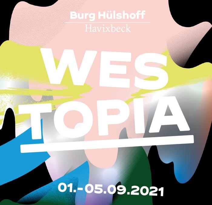 Abbildung von Westopia auf Burg Hülshoff vom 01.–05.09.20